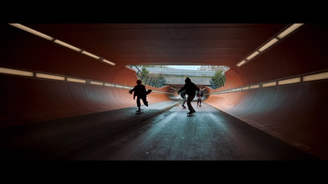 CROOKED 180 – SHORT